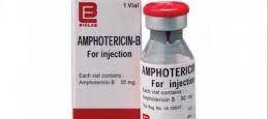 30100 vials of Amphotericin-B allocated to all states/UTs and central institutions
