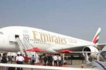 Emirates extends suspension of passenger flights from India