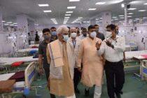 DRDO's 500-bed Covid hospital inaugurated in Srinagar
