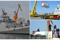 Operation Setu-II – a sea bridge that continues to deliver, INS Tarkash arrives in Mumbai with cryogenic tankers from France