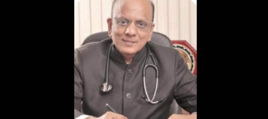 Padma Shri Dr KK Agarwal passes away due to Covid-19