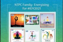 NTPC gears up for International Yoga Day 2021