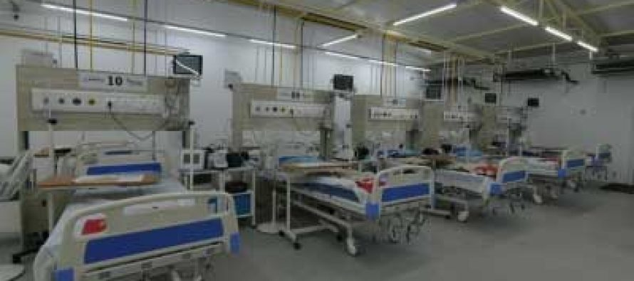 Boeing establishes 100-bed hospital in Bengaluru