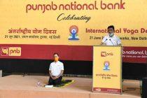 PNB celebrates the International Day of Yoga 2021