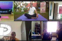 Celebration of International Yoga Day at HPCL