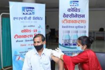 NHPC conducts free Covid vaccination camp at NHPC Corporate Office