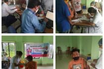 NTPC Bongaigaon conducts marathon vaccination drive for two days