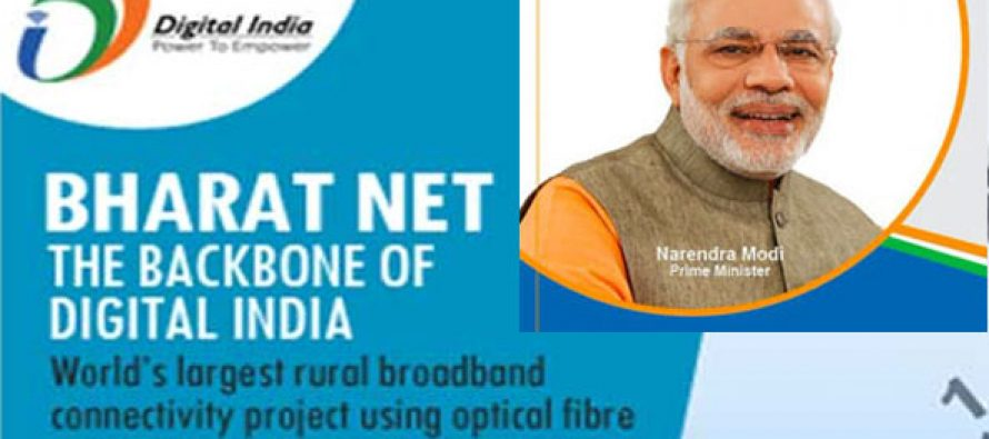 Cabinet okays PPP mode of BharatNet implementation in 16 states