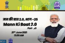 'Mann Ki Baat': PM urges people to overcome vaccine hesitancy