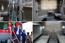 Despite Covid-19 restrictions affecting production in workshops, Rail Coach Factory, Kapurthala rolls out 15 coaches
