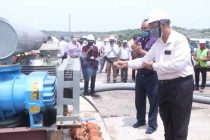 Commencement of trial operation of fly ash disposal system at NCL Gorbi Mine void by NTPC Vindhyachal