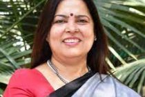Newly-inducted Lekhi represents today's urban hardworking women
