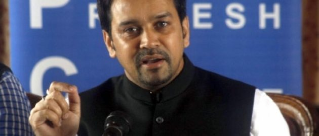 Infodemic hit rural and urban India during Covid : Anurag Thakur