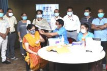 NHPC conducts large scale Covid-19 vaccination camps