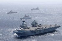 India, Australia navy exercise to promote stability in Indo-Pacific