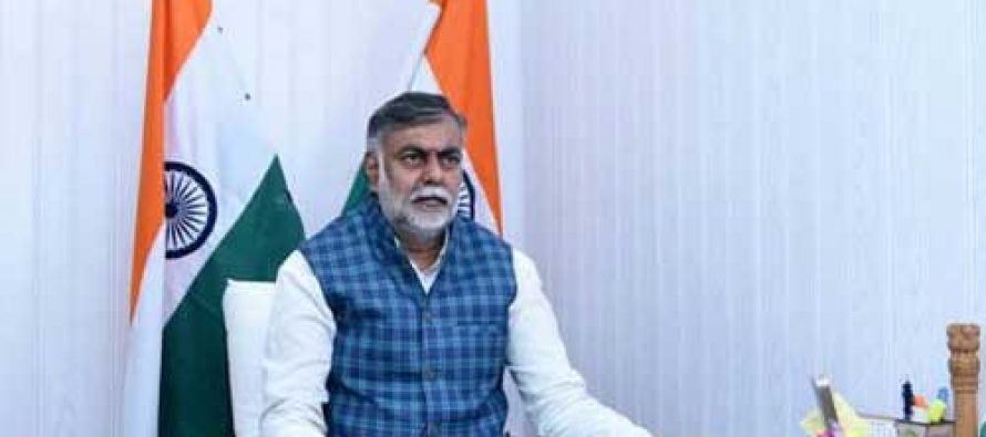 Centre to set up/upgrade 2 lakh micro food processing enterprises from 2020-21 to 2024-25 with an outlay of Rs. 10,000 crores-Prahlad Singh Patel