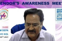 "DVC organizes Webinar on ""Vendor's Awareness Meet"""