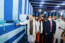 PM set target to provide drinking water to all household: Shah