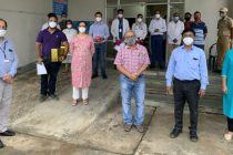 National Doctor's Day Celebrated at NTPC Bongaigaon