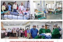 ONGC conferred with AIMA Award in CSR for its Sivasagar Hospital