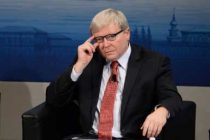 Quad poses major threat to Beijing's ambitions: Kevin Rudd