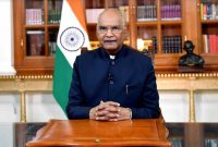 PRESIDENT OF INDIA'S GREETINGS ON THE EVE OF JANMASHTAMI