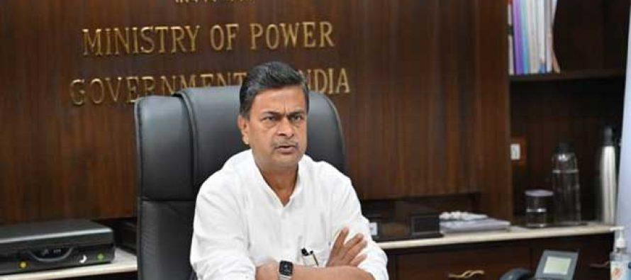 Power Minister addresses energy industry under US India Strategic Partnership Forum