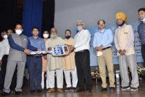NHPC Dulhasti Power Station organized a seminar under the Azadi Ka Amrit Mahotsav and handed over an ambulance to Seva Bharti NGO