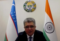 On the Eve of 30th Years of Independence of Republic of Uzbekistan, H.E. Dilshod Akhatov, Ambassador of Uzbekistan to India in conversation with Ameya Sathaye, Editor-in-Chief.