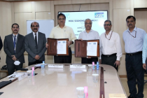 MoU signed between NHPC and NTPC for cooperation  in overseas power sector
