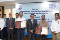 PFC in pact with NHPC to lend funds for the development of hydro projects