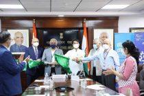 Civil Aviation Minister Jyotiraditya Scindia inaugurates first direct Gwalior – Indore flight