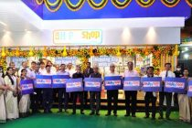 """HPCL launches its Branded Stores """"Happy Shop"""" & 100 Octane Premium Petrol """"poWer 100"""""""