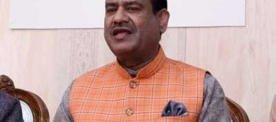 Om Birla to chair All India Presiding Officers' Conference on Sep 15