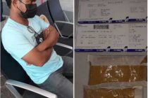 CISF detected yellow metal paste (appears to be gold ) weighing about 1740 gm at NSCBI Airport, Kolkata