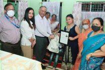 OIL RCE Felicitates Children with Disabilities at Duliajan