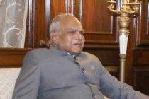 Purohit new Punjab Governor, Ravi shifted to Tamil Nadu