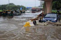 Delhi records wettest September as rain breaks record of 121 yrs