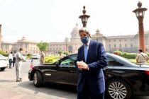 John Kerry to visit India to launch climate change funding initiative