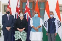 India, Australia discuss Af crisis after Taliban takeover