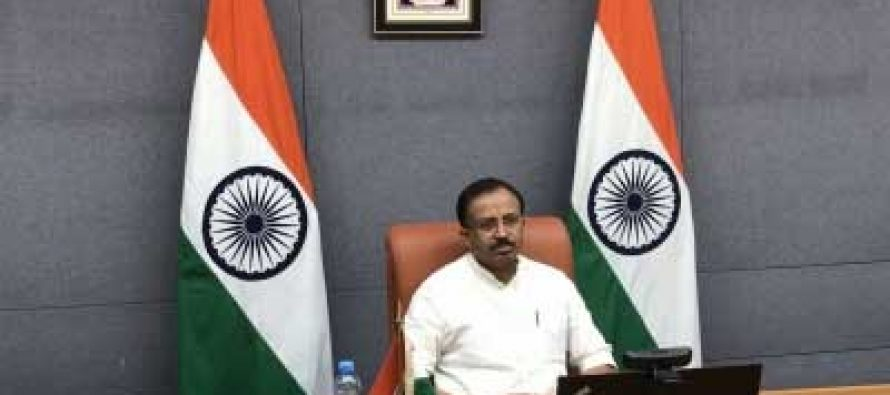 India's MoS for External Affairs V. Muraleedharan to visit Algeria from Sep 15-17