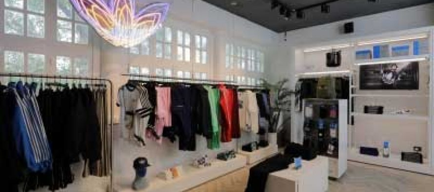 Adidas launches first flagship store in India – The Home of Possibilities