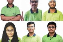 Six students from Rajasthan top JEE man exams