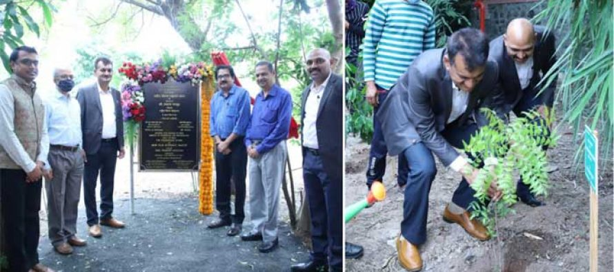 NBCC TO CONSTRUCT STORAGE FACILITY FOR NFAI, FOUNDATION STONE LAID