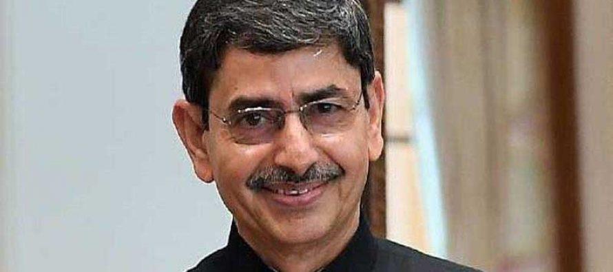 R.N. Ravi to be sworn in Tamil Nadu Governor on Saturday