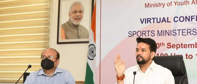 Integrated Dashboard will be created for Sports infrastructure in India: Anurag Thakur
