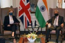 Jaishankar urges UK Foreign Secy to resolve quarantine curbs on vaccinated Indians