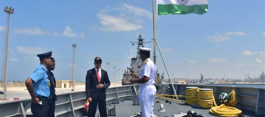 MISSION DEPLOYED – INS TABAR