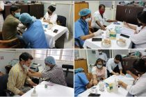 NBCC ORGANIZED FREE HEALTH CAMP AT ITS ZONAL OFFICE