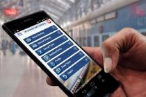 Railways UTS Mobile App is available in Hindi language now